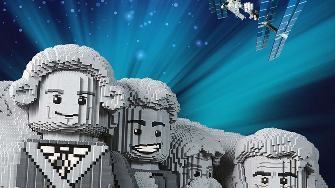 ATTN Lego Lovers! A Huge Exhibition Is Coming To Melbourne