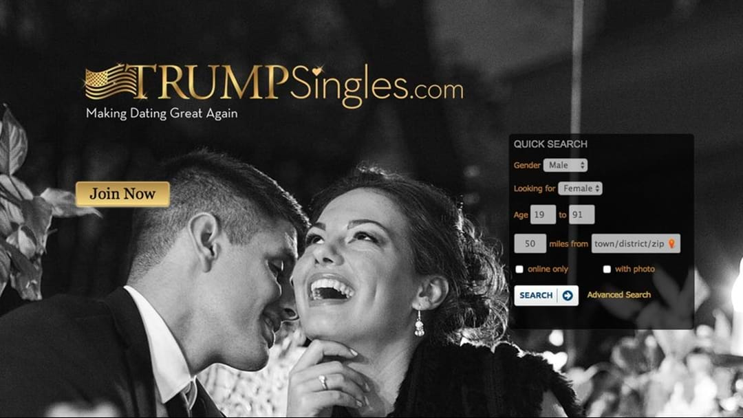 A Trump Dating Show???