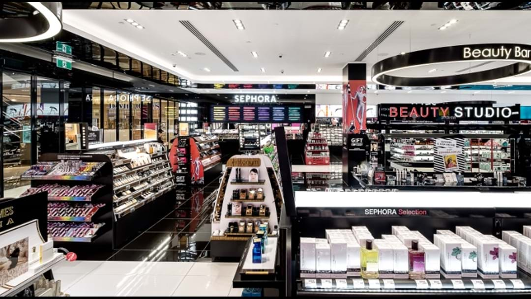 Sephora's Launching A Concept Store INSIDE An Iconic Department Store