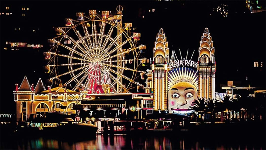 Luna Park Sydney Is Spending $20 Million On A Complete Transformation