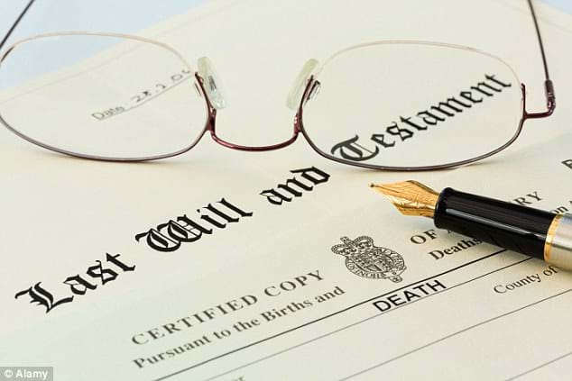 Article heading image for Reckon You Don't Need A Will? You're Wrong!
