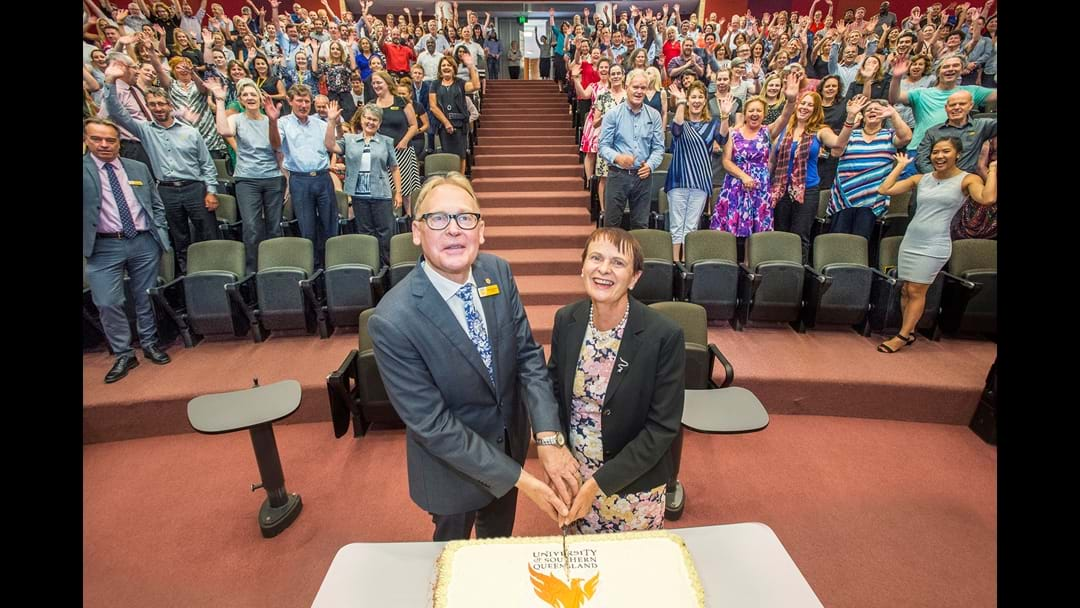 Former Staff Urged to Join USQ Birthday Celebrations