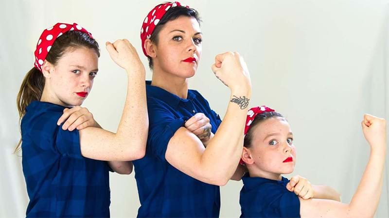 Article heading image for Em Rusciano's 'Just In Case Of Death' Song For Her Daughters