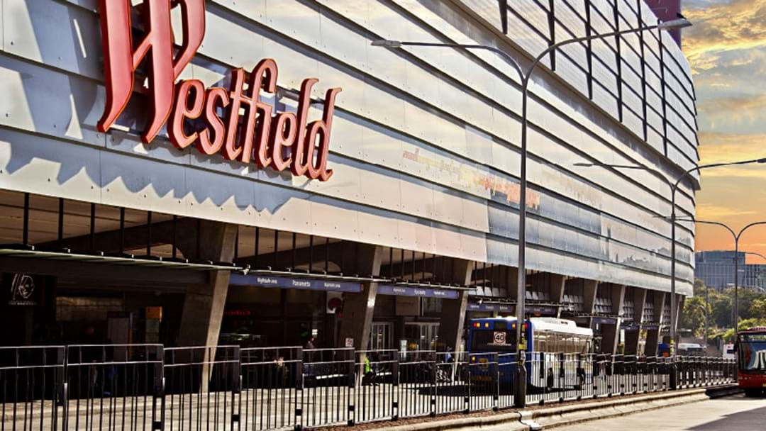 BREAKING: Parramatta Westfield Evacuated