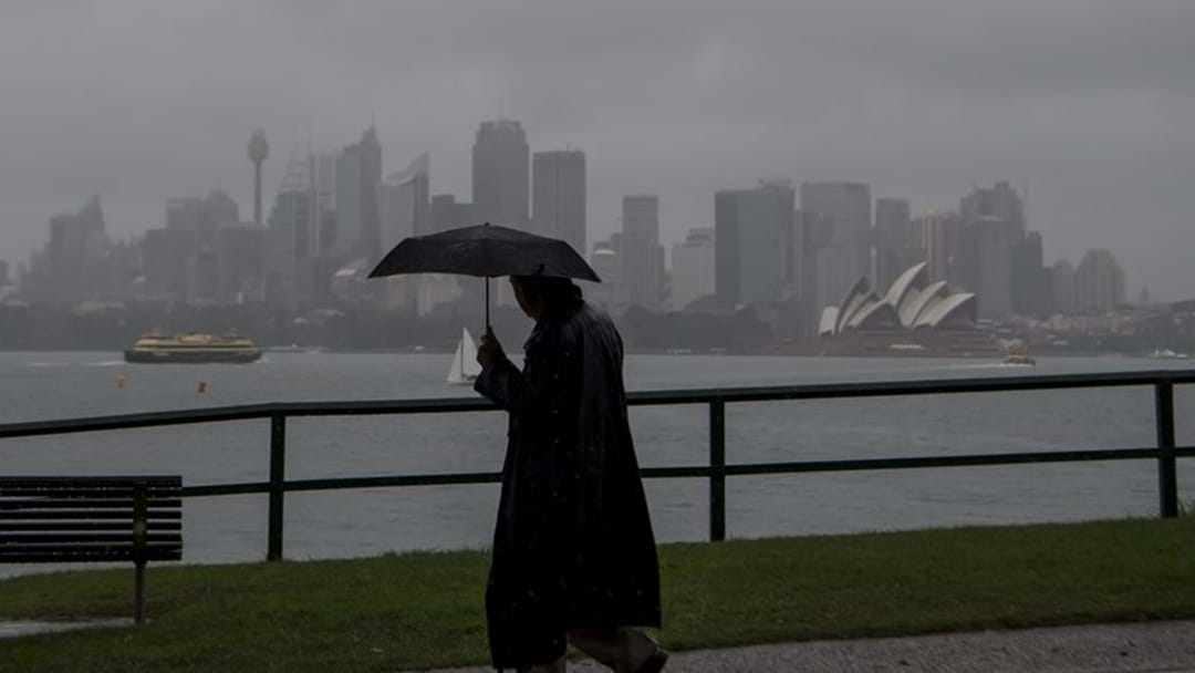 Sydney Is Currently Bracing For More Storm Action