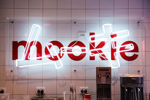 Mookie Burger Decor