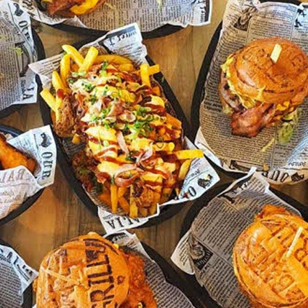 Top 9 Sydney Burger Joints