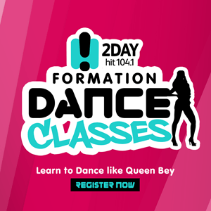 2DayFM's Formation Dance Classes