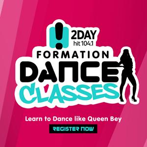 2DayFM's Formation Dance Classes
