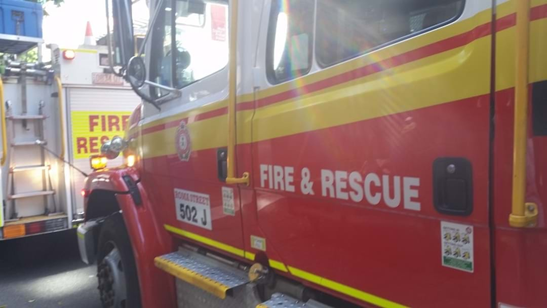Man Charged For Allegedly Lighting Bushfire