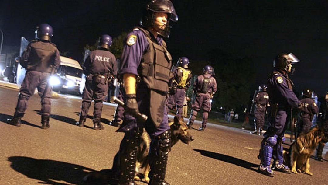 Seven Arrested After Riot Against Police In Leichhardt