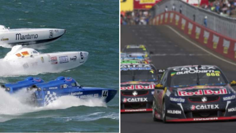 Superboats To Join Supercars In Newcastle