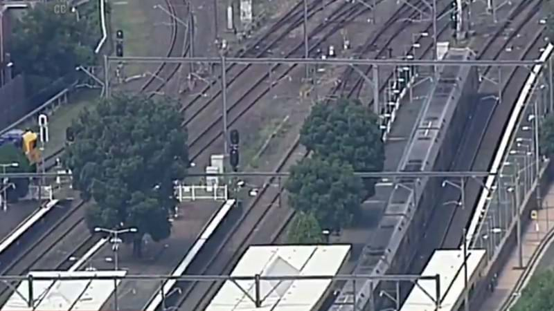 Person Injured After Part Of Train Roof Flew Off