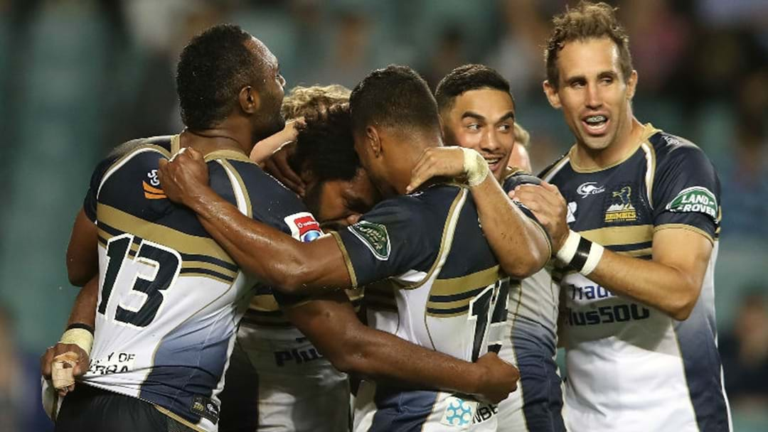 ARU CONFIRMS BRUMBIES ARE SAFE