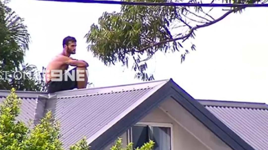 Man Believed To Be Connected To Brookvale Gym Stabbing Under Siege