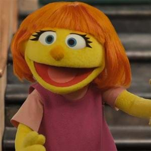 Sesame Street's New Face