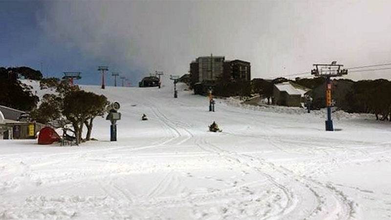 Article heading image for Snow At Mt Buller Is Guaranteed For Opening Weekend