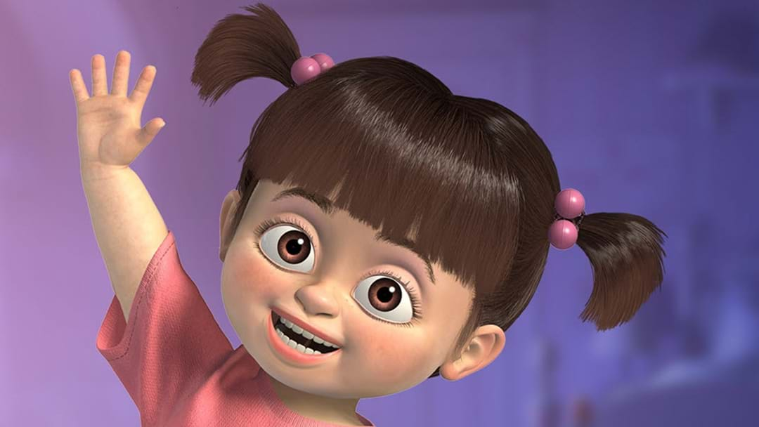 The Girl Who Played Boo In Monsters Inc. Is Now A Massive BABE