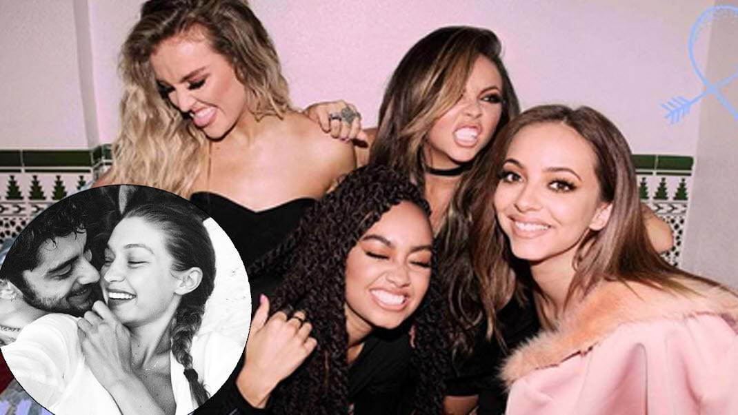 Article heading image for Little Mix's Original 'Shout Out To My Ex' Lyrics Took Quite The Stab At Gigi Hadid