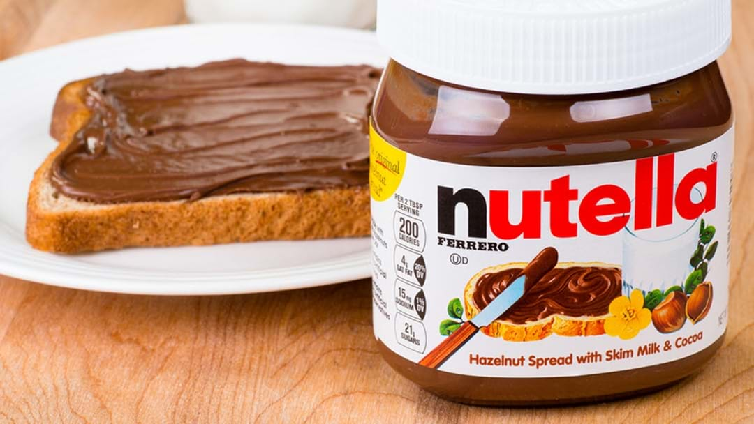SCANDAL: Nutella Changed Their Recipe & The Secret Is Out!