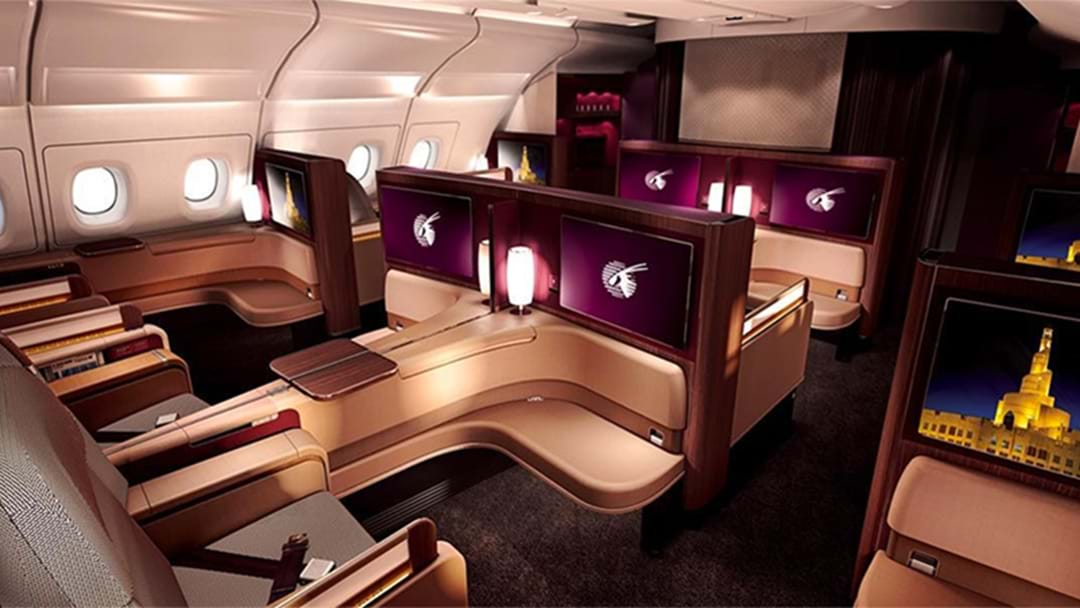 8 Ways To Get An Upgrade On A Flight