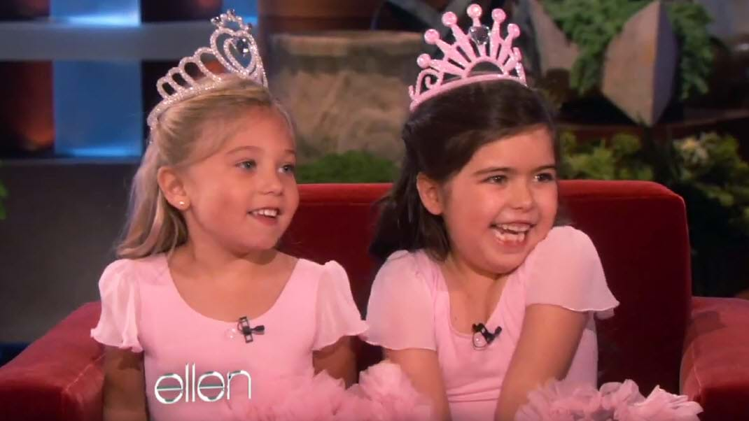 Article heading image for Sophia Grace From The Ellen Show Sure Has Grown Up Fast