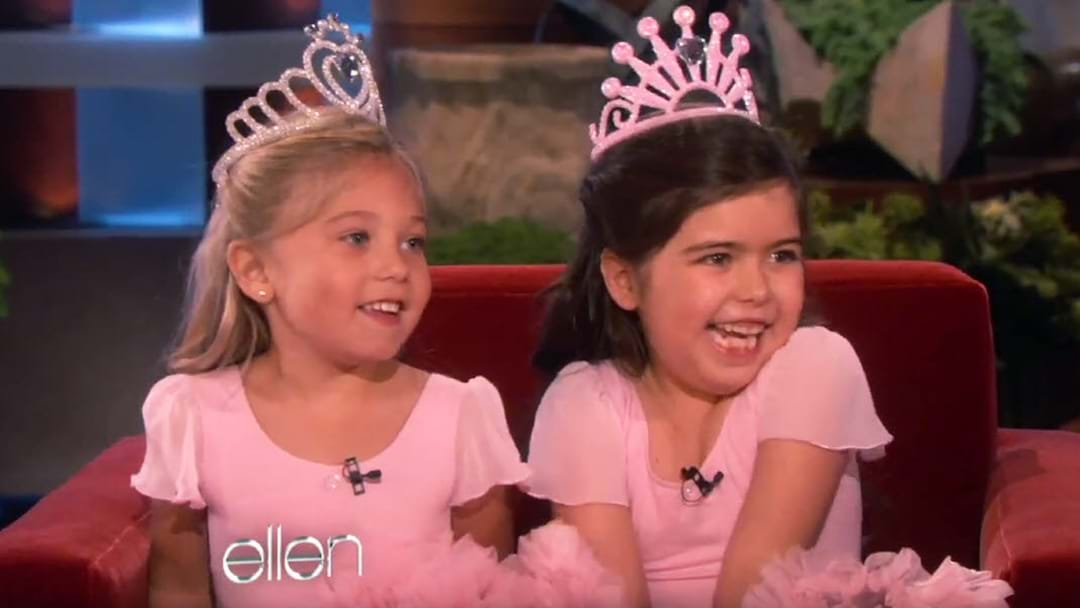 Little Sophia Grace And Rosie Are All Grown Up