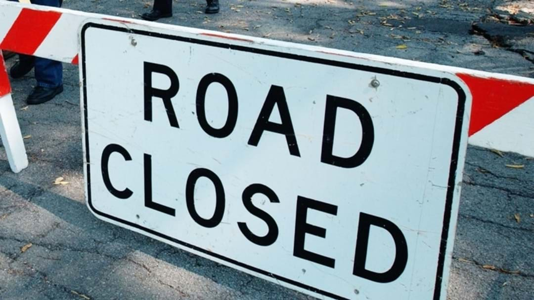 LATEST UPDATE ON ROCKY ROAD CLOSURES