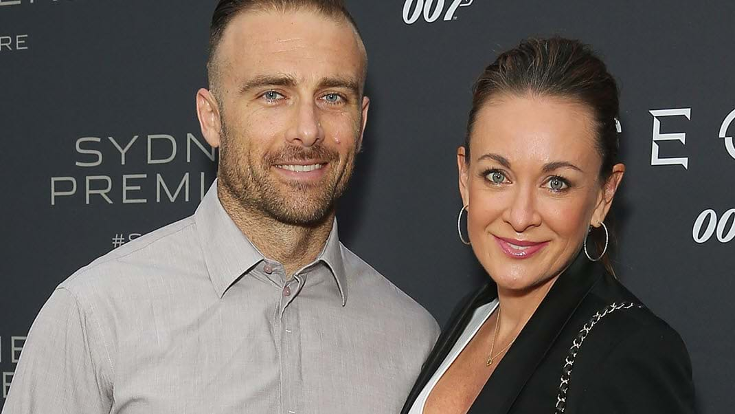 Article heading image for Michelle Bridges' Son Looks Exactly Like His Dad The Commando
