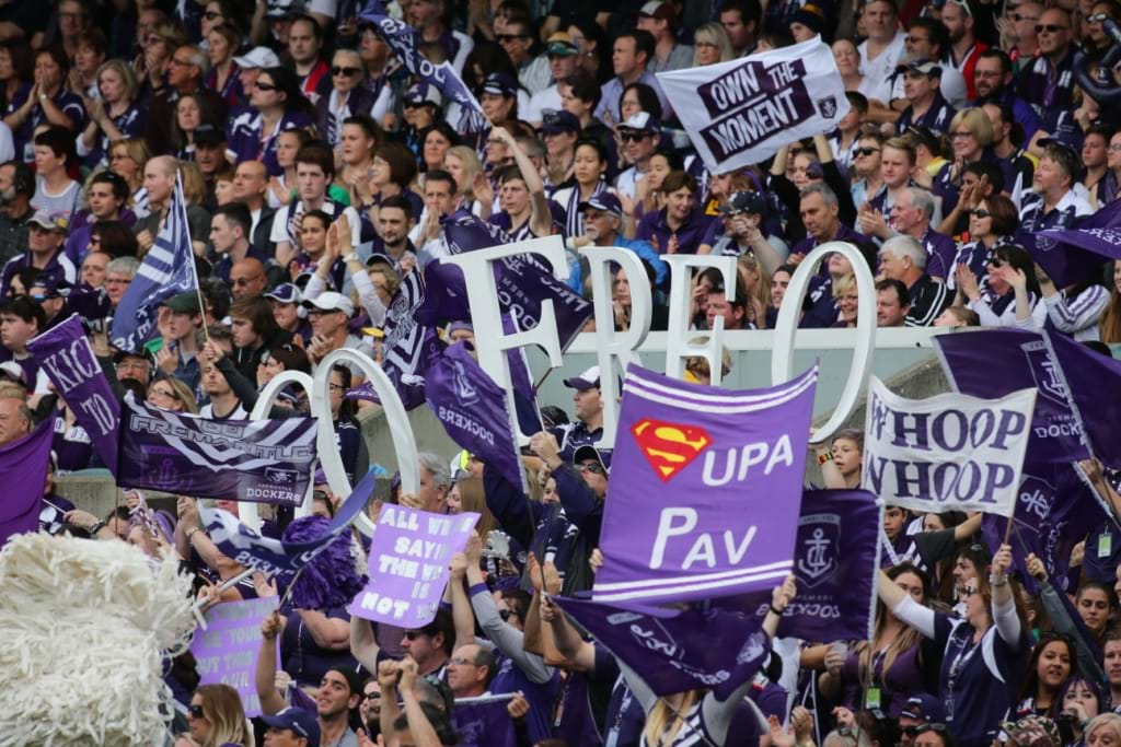 We have your Freo Dockers tickets HERE!