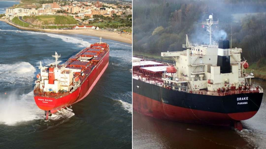 Pasha Bulker Returns To Newcastle