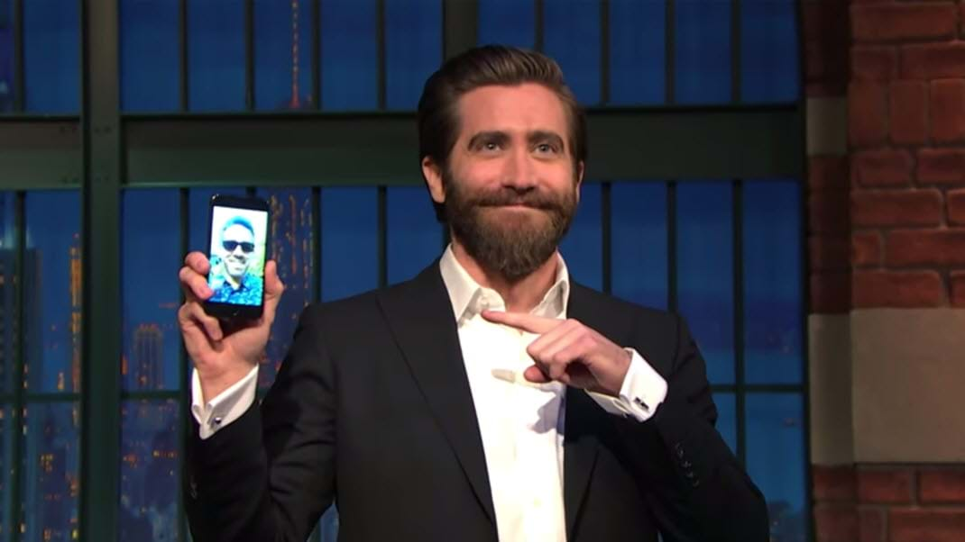 Article heading image for Jake Gyllenhaal FaceTimed Ryan Reynolds & His Baby & We Couldn't Be Happier