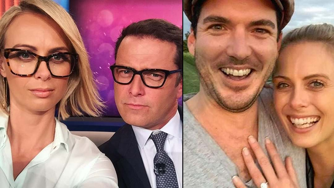 Sylvia Jeffreys Has Banned Karl Stefanovic's Girlfriend From Attending Her Wedding To His Brother