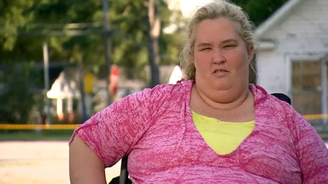 Article heading image for Mama June Is NOT Happy With Result Of Her Weight Loss Surgery