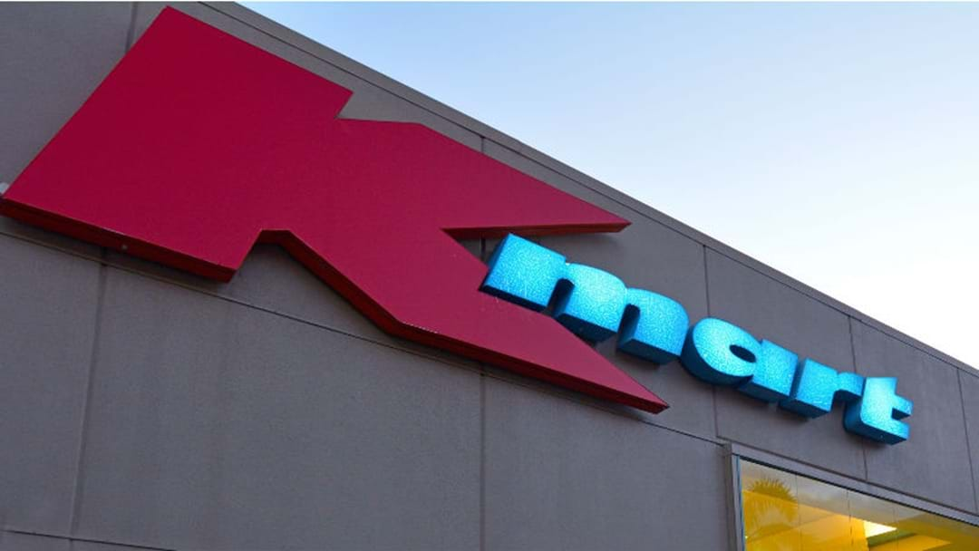 Melbourne's Getting A Brand New Kmart This Week!