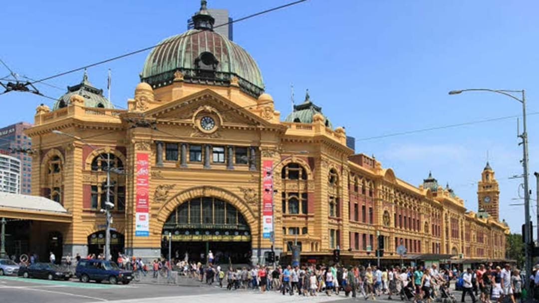 Flinders Street Security Works Begin Next Week
