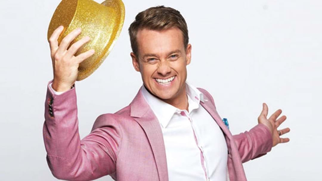Grant Denyer Met The Other Greatest Gameshow Host In The World!