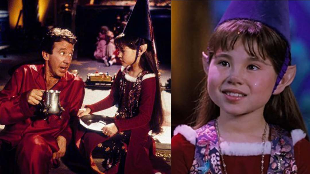 Where Is Judy The Elf From 'The Santa Clause' Now?