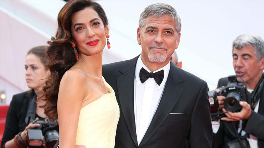 George Clooney To SUE Paparazzi For Illegal Pics Of Twins